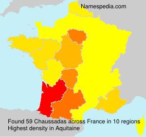 Chaussadas