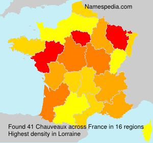 Chauveaux - France