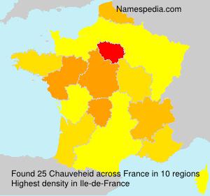 Chauveheid - France