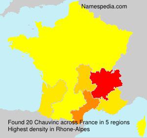 Chauvinc