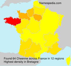 Cheenne