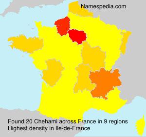 Chehami - France
