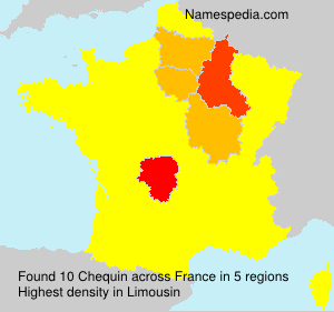 Chequin - France