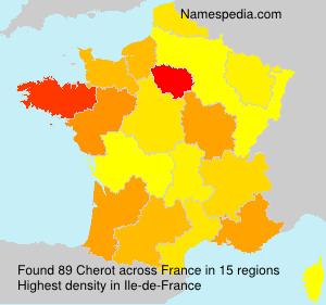 Cherot - France