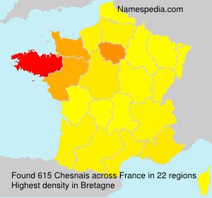 Chesnais - France