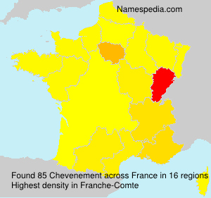 Chevenement - France