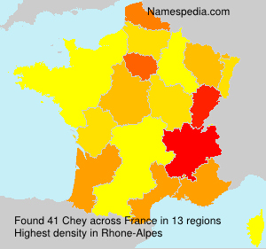 Chey - France