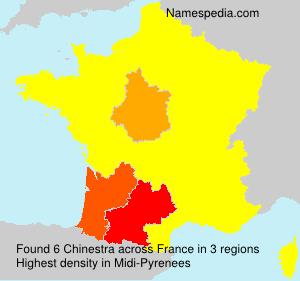 Chinestra - France