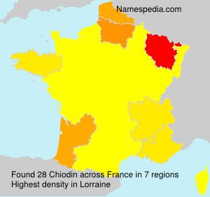 Chiodin