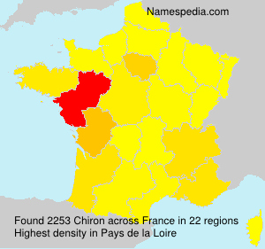 Chiron - France