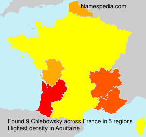 Chlebowsky - France