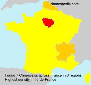 Chneiweiss - France