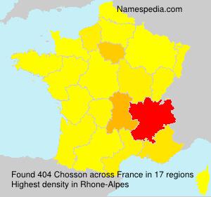 Chosson