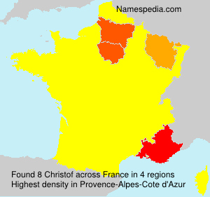 Christof - France