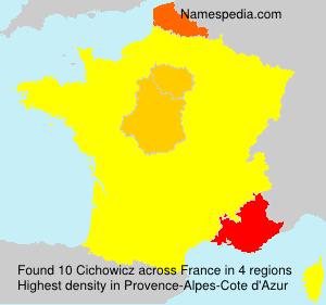 Cichowicz - France