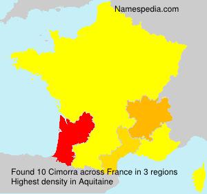 Cimorra