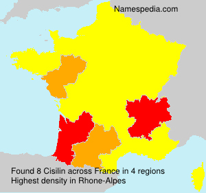 Cisilin