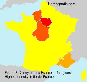 Cissey