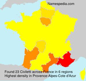 Civiletti - France