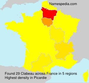 Clabeau - France