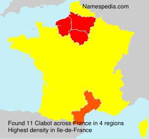 Clabot - France