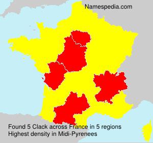 Clack - France