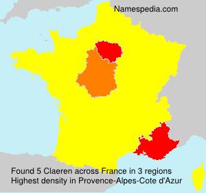 Claeren