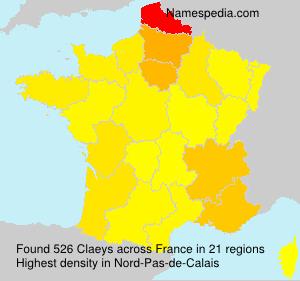 Claeys - France