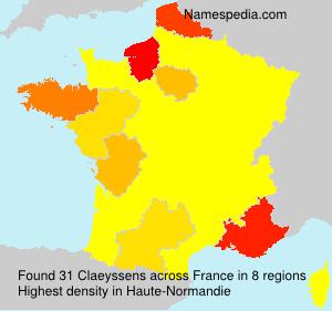 Claeyssens - France