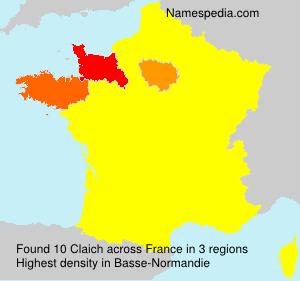 Claich - France