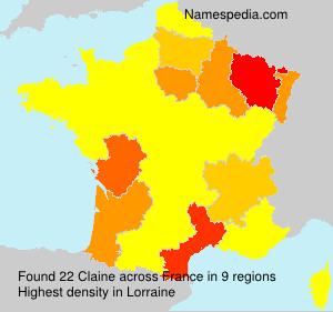 Claine - France