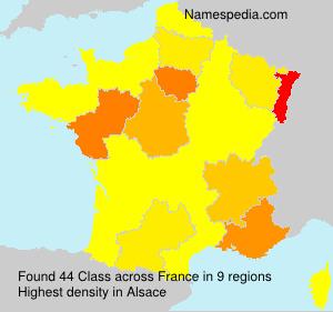 Class - France