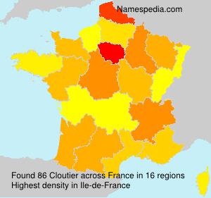 Cloutier