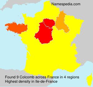 Colcomb