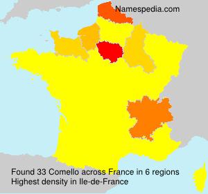Comello - France
