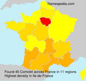 Comolet