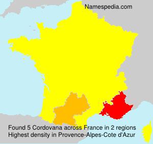 Cordovana - France