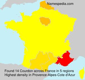 Courdon - France