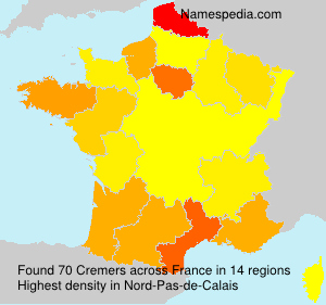 Cremers - France