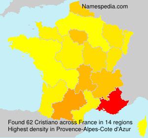 Cristiano - France