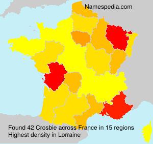 Crosbie - France