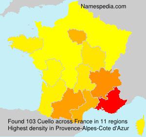 Cuello - France