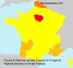 Dahmar