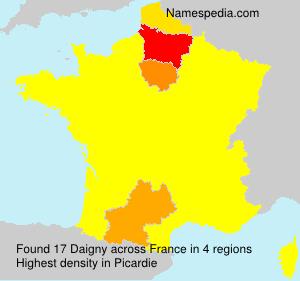 Daigny