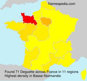 Deguette