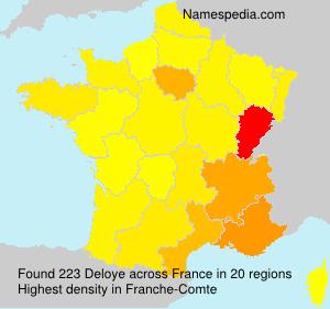 Deloye - France
