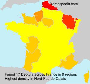 Deptula - France