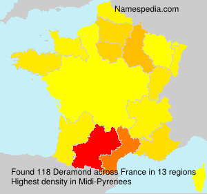 Deramond - France