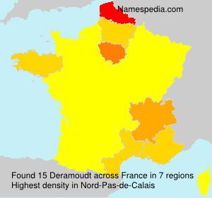 Deramoudt - France