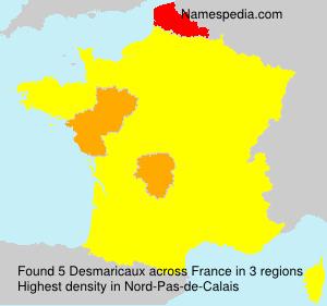 Desmaricaux - France